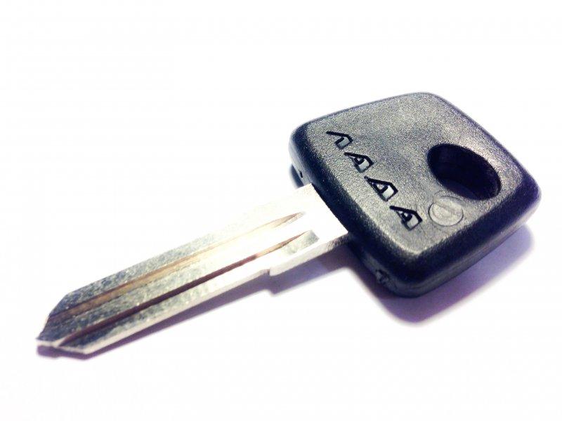 Лада бланк ключ под чип