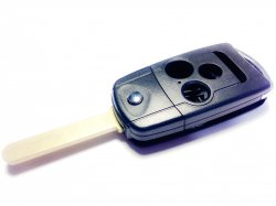 Acura корпус выкидного ключа 3 кнопки + panic