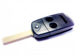 Acura корпус выкидного ключа 2 кнопки + panic