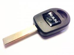 MAN бланк ключ под чип