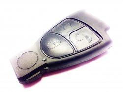 Mercedes-Benz корпус смарт ключа 3 кнопки