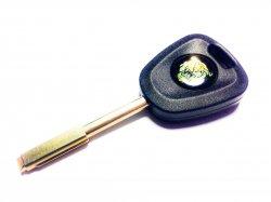 Jaguar заготовка ключа под чип TBE1