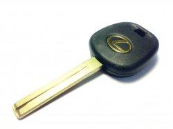 Lexus заготовка ключа под чип TOY48