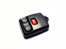 Lincoln корпус брелока 3 кнопки