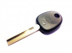 Hyundai ключ с чипом 46 Solaris