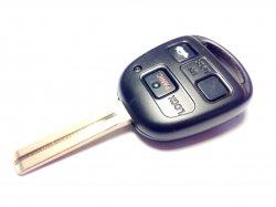 Lexus ключ 3 кнопки (315 Mhz) чип 4d-68 TOY48