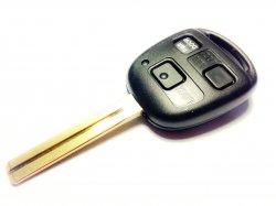 Lexus ключ 3 кнопки (433 MHz) чип 4d-68 TOY48