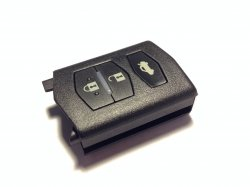 Mazda корпус ремоута 3 кнопки
