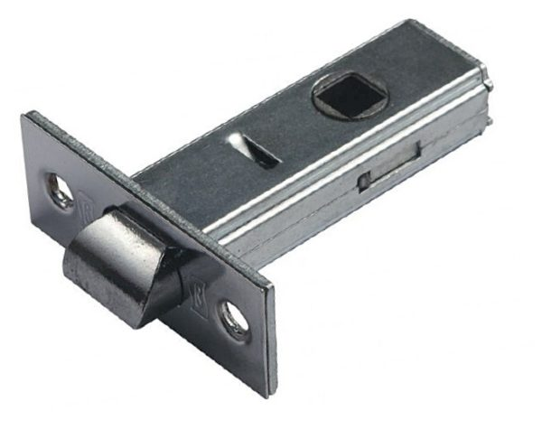 Защёлка дверная Bussare L6-45 Plastic Chrome