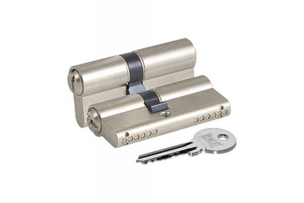 ЦМ Kale 164 GN/90мм /40*10*40/ 3кл (ключ/ключ)никель англ.