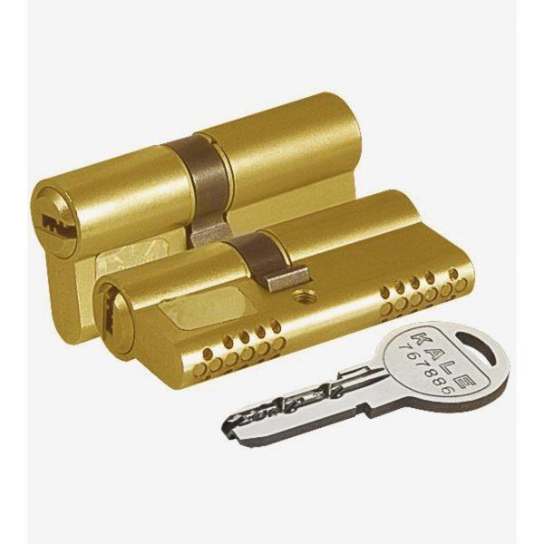 ЦМ Kale 164 SN/70мм /30*10*30/ 5кл (ключ/ключ)латунь