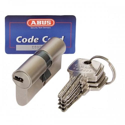 Abus D10 ключ-ключ (75 мм/35-40), ХРОМ
