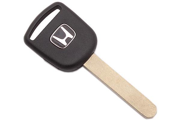 Honda ключ с чипом 46 HON66
