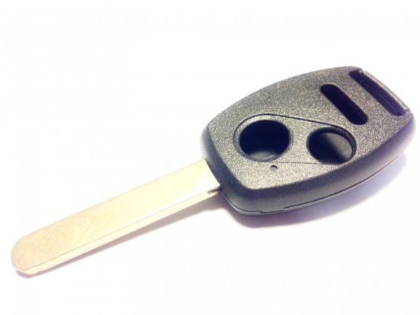 Honda бланк ключ 2 кнопки + panic HON66