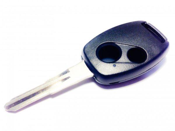 Honda бланк ключ 2 кнопки HON58