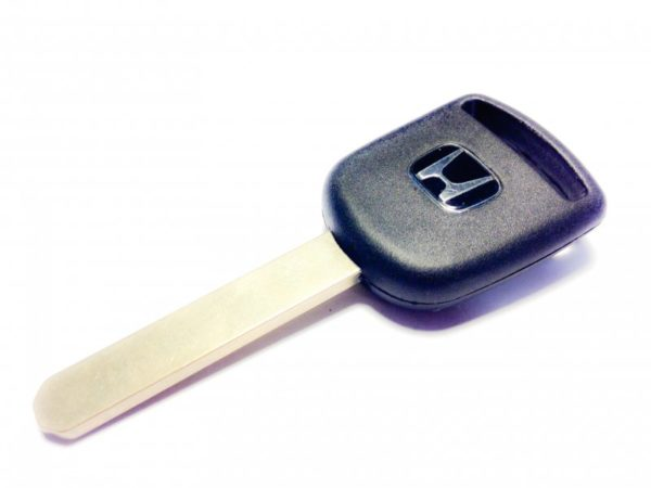 Honda бланк ключ под чип HON66