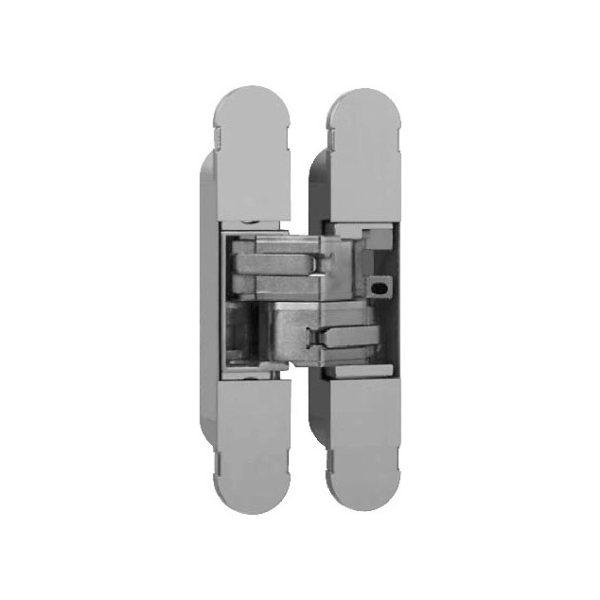 Петли скрытые 3D S-130 Archie Sillur хром