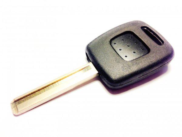 SsangYong бланк-ключ 1 кнопка