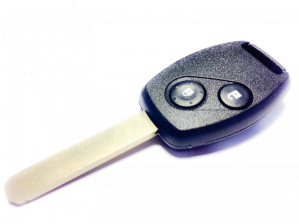 Honda ключ 2 кнопки (433 MHz) чип 8E
