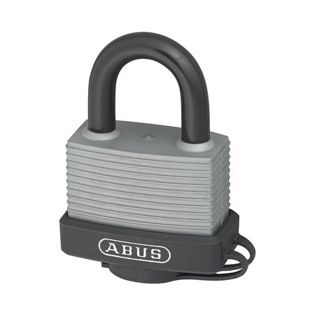 ABUS 717AL/45 GREY C/BLISTER