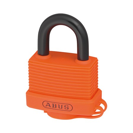 ABUS 717AL/45 ORANGE C/BLISTER