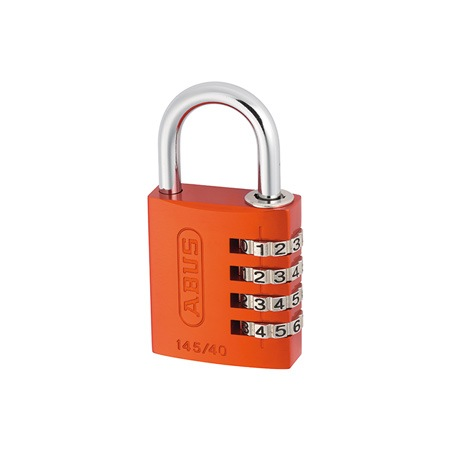 ABUS 724/40 ORANGE C/BLISTER