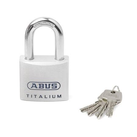 ABUS 96TI/60 #EC75 4KEYS C/BLISTER (EFSPP)