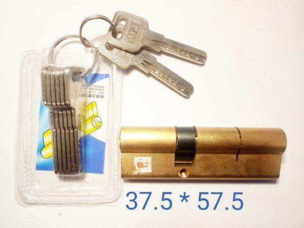Цилиндр латунь 37.5*57.5 95мм