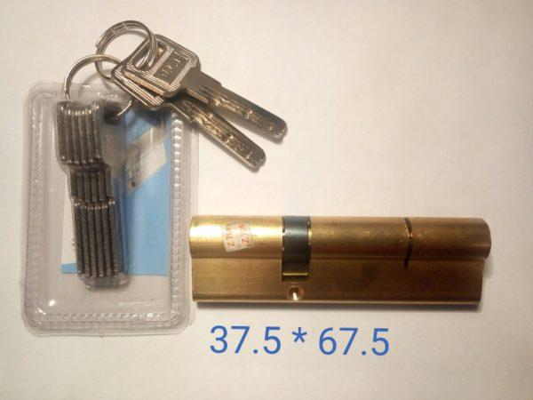 Цилиндр латунь 37.5*67.5 105мм