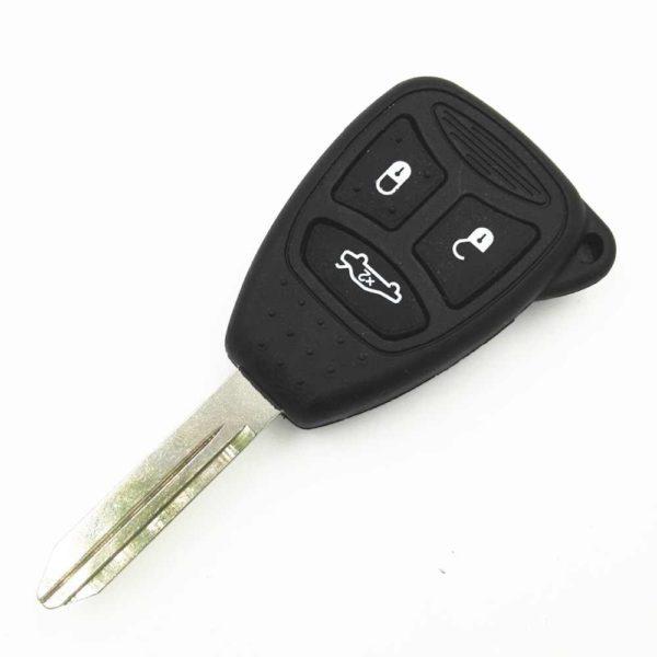 Jeep ключ с чипом 46