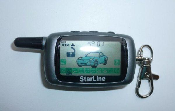 StarLine A8/A9 (KGB FX-5)