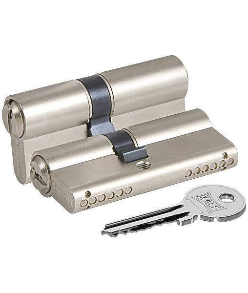KALE KILIT 164 GN/68 (26+10+32 мм) никель 3 кл.