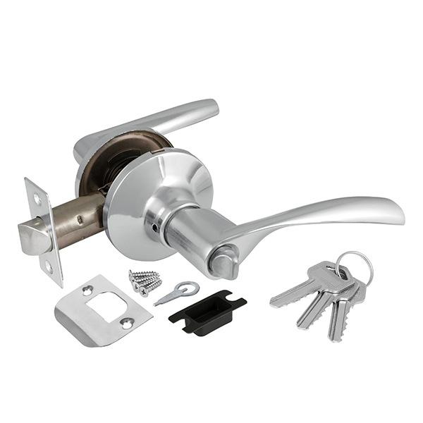 Ajax 6010 CP-E с ключом-фиксатором (хром)