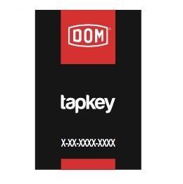 DOM TAPKEY Sticker (стикер со встроенным чипом)