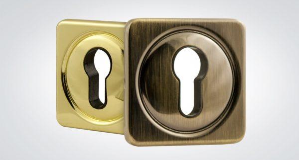 Броненакладки, ключевины